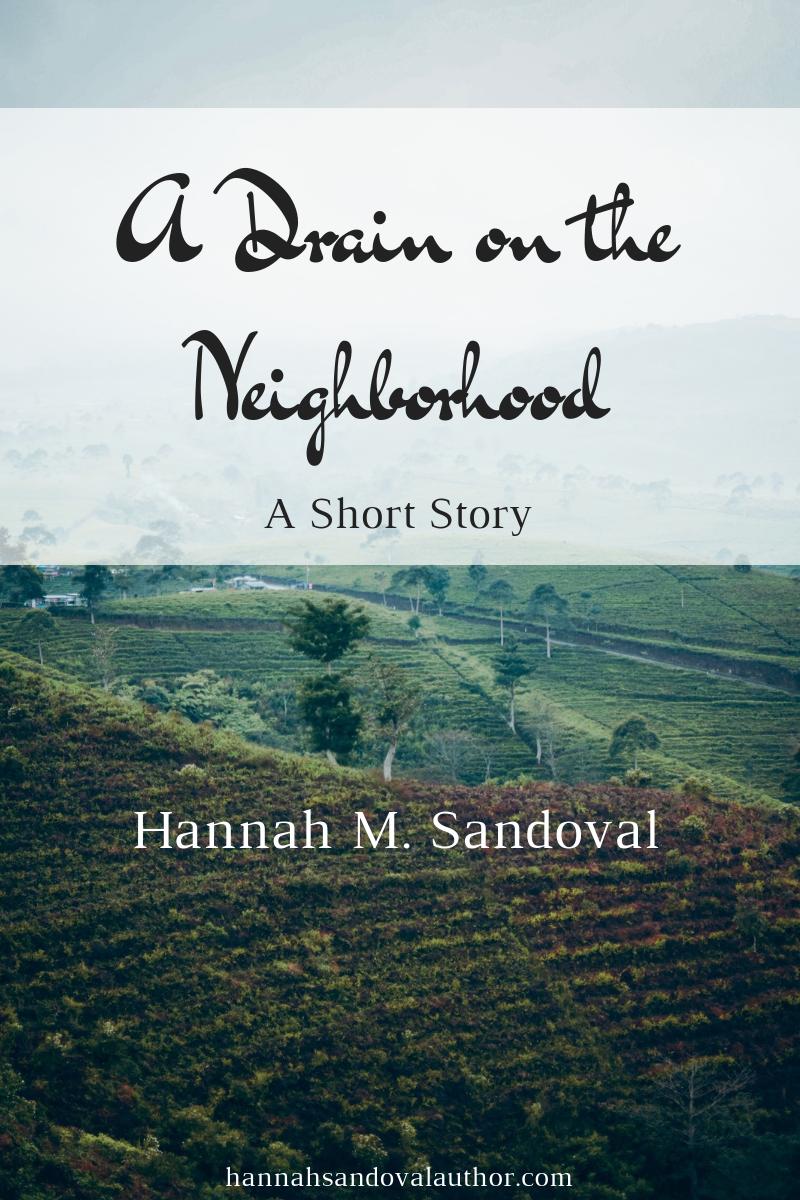 A Drain on the Neighborhood